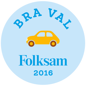 Autobroms nytt krav när Folksam listar 2016 års säkraste och snålaste nybilar
