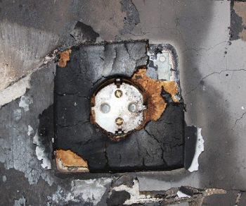 Eldstäder orsakar många villabränder i januari