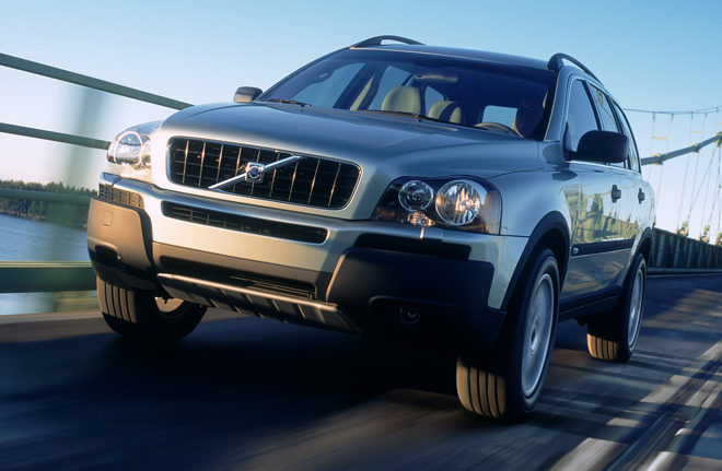 Volvo kör ifrån – åter i topp som säkraste bil