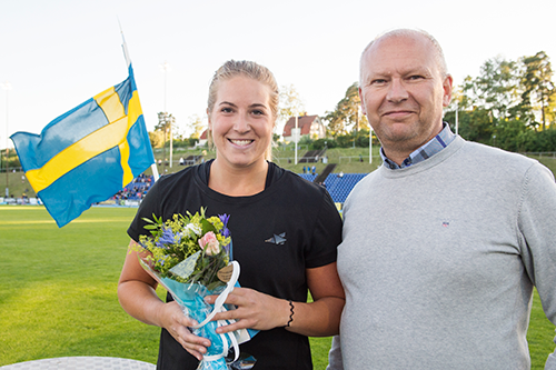 Svensk Friidrott och Folksam förlänger sitt samarbete