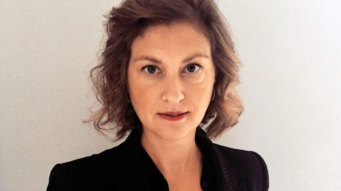 Johanna Gillberg.