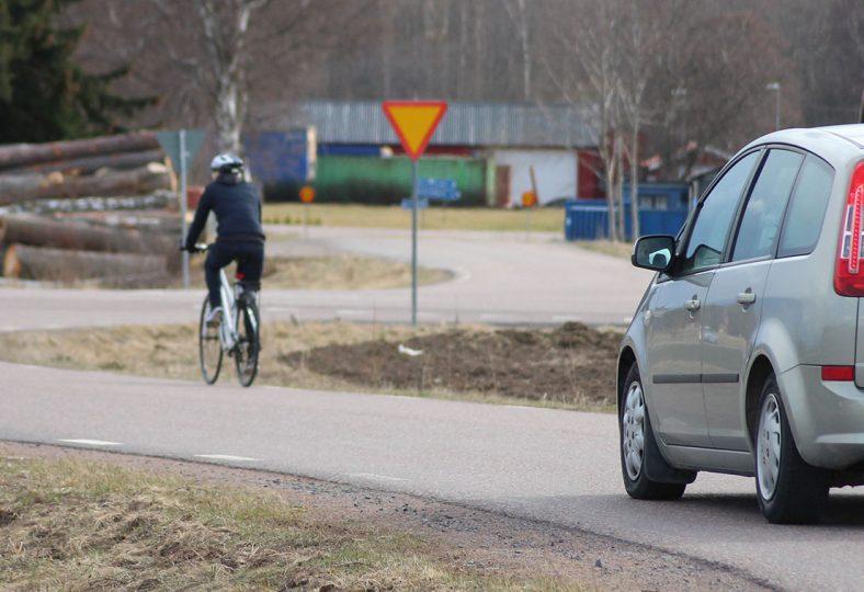 9 av 10 dödsolyckor med cyklister går att förebygga