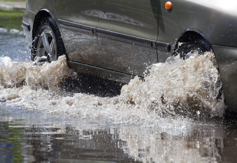 Dagvattenledningar stor orsak till översvämningsskador