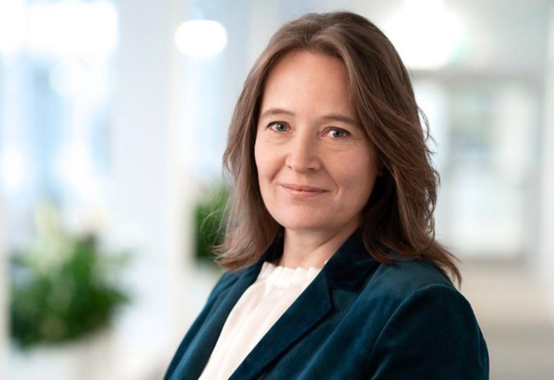 Ylva Wessén – ny vd och koncernchef för Folksamgruppen