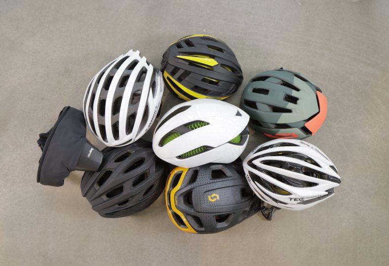 Stora skillnader mellan cykelhjälmar, och dyrast är inte alltid bäst