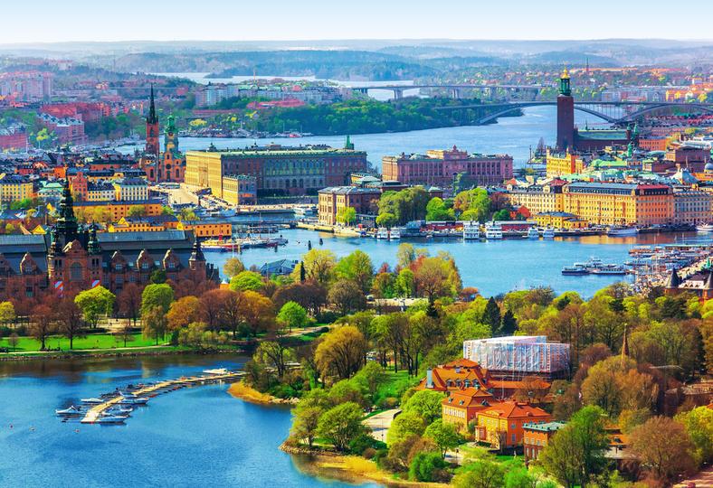 Folksamgruppen investerar i Stockholms stad