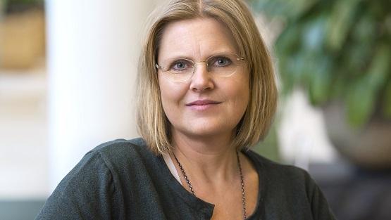 Camilla Larsson – ny vd för KPA Pension
